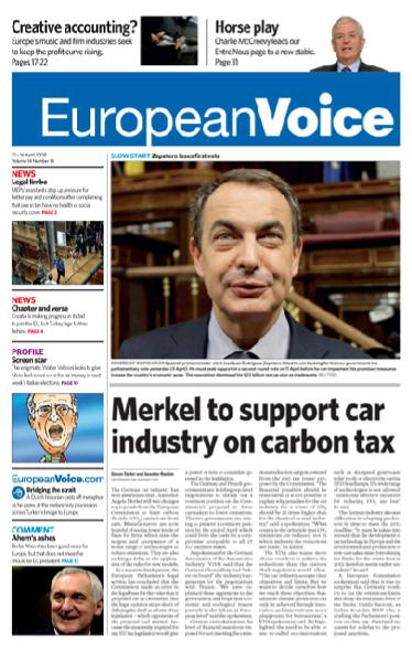 EuropeanVoice